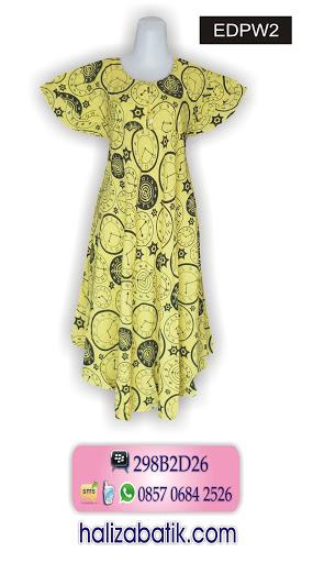 desain baju batik, desain baju batik modern, model batik terbaru