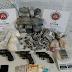 Três CPFs cancelados e grande apreensão de drogas