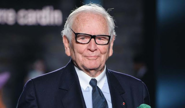 Pierre Cardin, Italian-Born French Fashion Designer Dies At 98 ~Omonaijablog