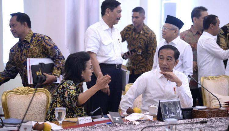 Menhub Sempat Ikut Rapat Terbatas, Bagaimana dengan Anggota Kabinet hingga Presiden Jokowi?