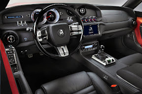 Equus Bass Cockpit