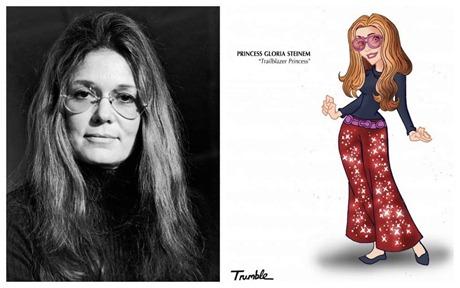 Princesa-Gloria-Steinem
