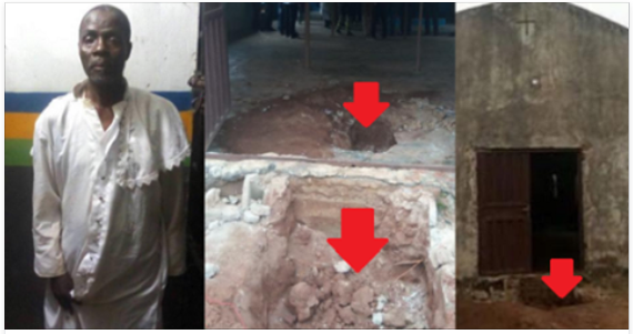 Remember The Pastor Human Parts Was Found Buried In His Church Entrance In Ogun State ? ... (Read Full Gist)