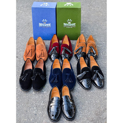 ;Loafers collection of infamous by glenn judo