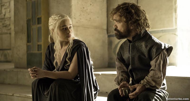 Lo que Dany cague, Tyrion lo limpia