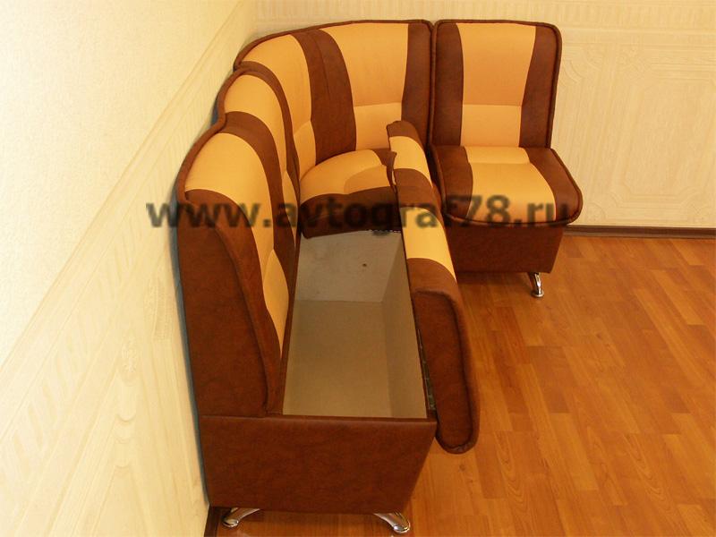 """Модель """"Фантазия"""" набор: диван 900 мм, угловая секция, кресло 450 мм (Paso 002-011)"""