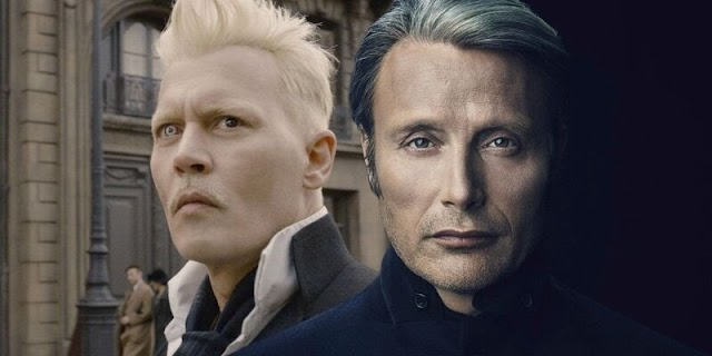 'Animais Fantásticos 3': Mads Mikkelsen nega rumores sobre substituir Johnny Depp como Grindelwald