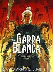 P00002 - Garra Blanca  - La rebeli