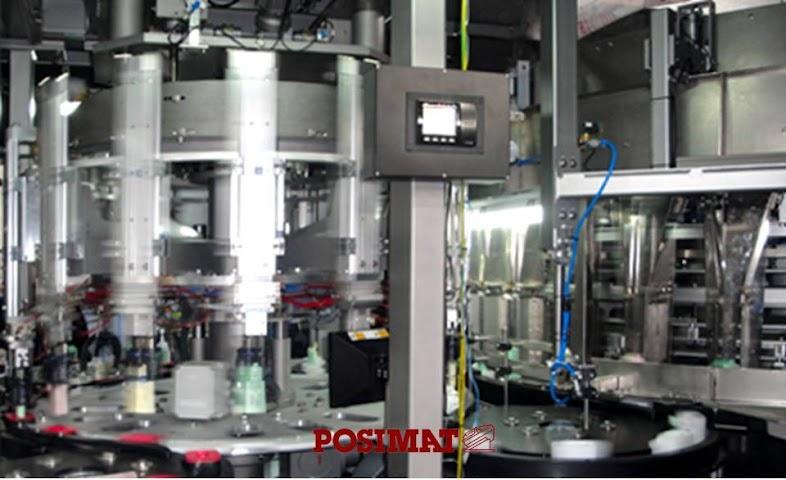 BTU For Orientation Bottle Unscrambler Machines