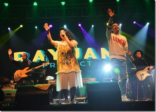 JOOX Live Gandeng Rizky Febian dan Special Project RAN X Yura, Hibur Surabaya!