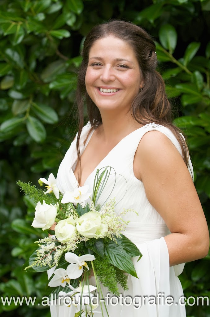 Bruidsreportage (Trouwfotograaf) - Foto van bruid - 060