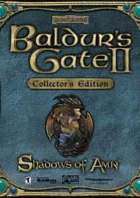 Baldur's Gate 2: Shadows of Amn (Collector's Edition) - Review By Steven Winslow