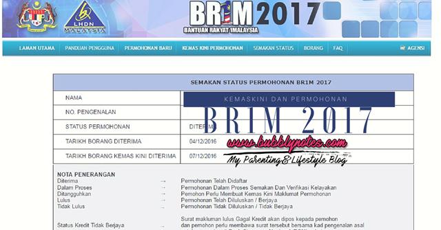 KEMASKINI DAN PERMOHONAN BR1M 2017 (2)
