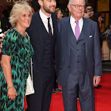 OIC - ENTSIMAGES.COM - Hilary, Jack and Michael Whitehall at The Bad Education Movie - world film premiere in London 20th August 2015 Photo Mobis Photos/OIC 0203 174 1069
