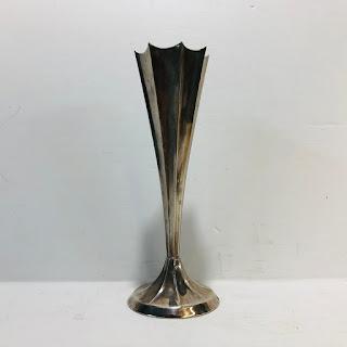 800 Silver Umbrella Vase