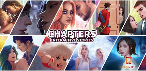 Choose from romance, love, fantasy & horror stories in Chapters!