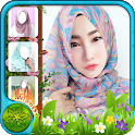 Beauty Hijab Selfie Camera icon