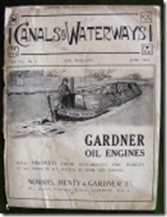 canals & waterways mag