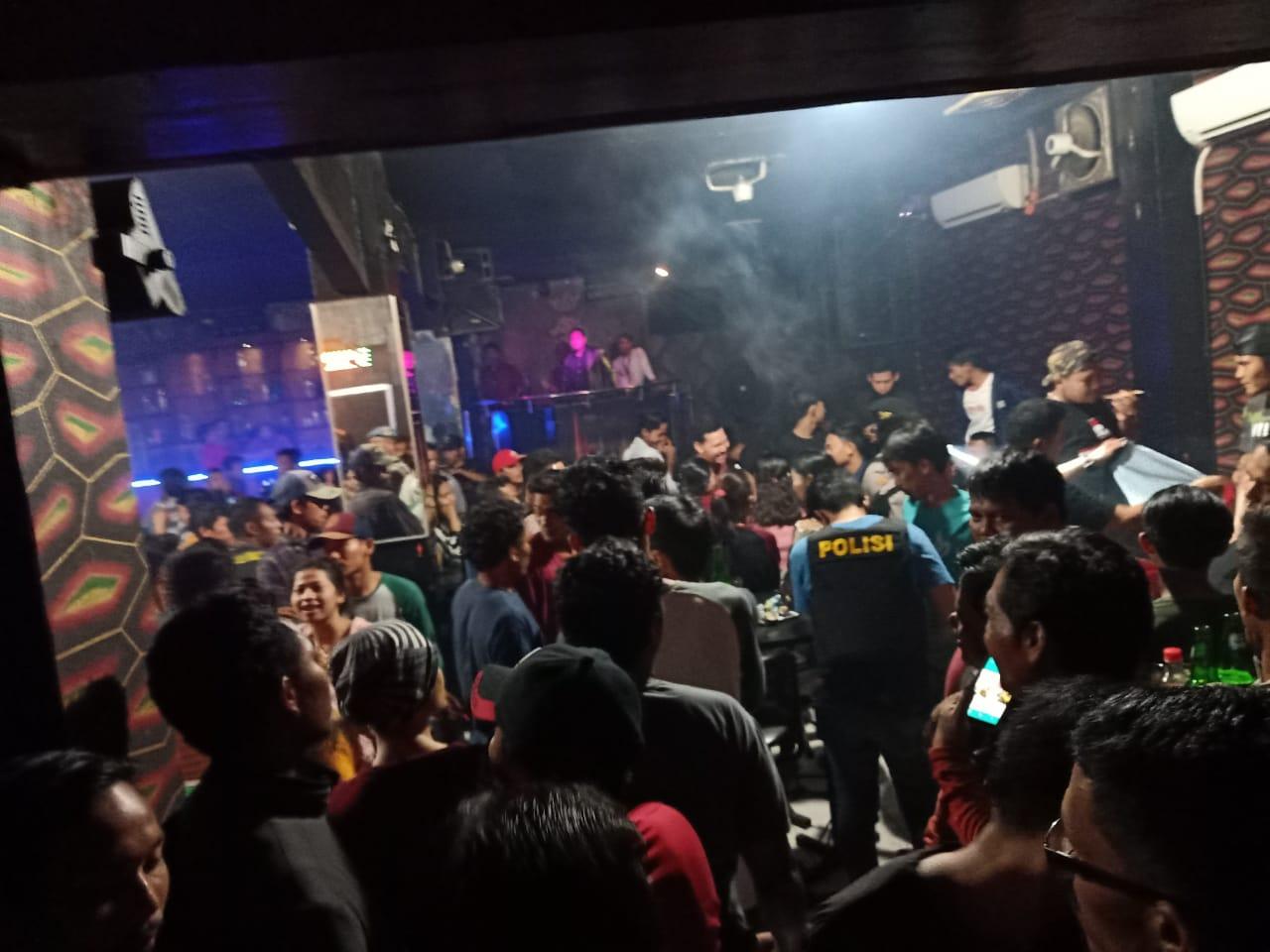 Polda Banten Razia Narkoba di Tempat Hiburan Malam Serang dan Cilegon
