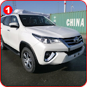 Fortuner: Extreme Modern City Car Drift & Drive icon
