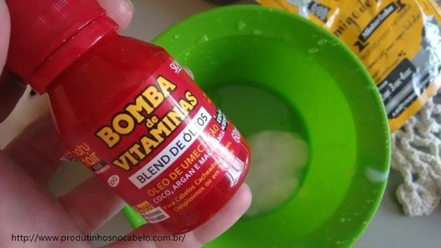 Banho de Brilho Hidratante
