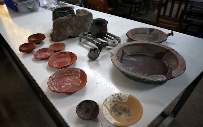 Ευρήματα της Βυζαντινής εποχής δείχνουν υλικό πολιτισμό στην αρχαία ελληνική πόλη  Άσσο