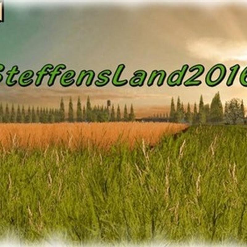 Farming simulator 2015 - SteffensLand2016 Mappa