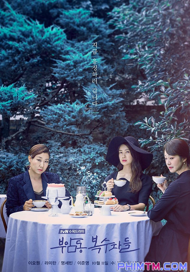 Từ căm phẫn đến hả hê với 5 cuộc trả thù chồng ngoại tình đáng sợ nhất phim Hàn - Ảnh 1.