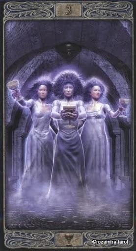 Таро Призраков — Ghost Tarot 528_24