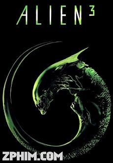 Quái Vật Không Gian 3 - Alien 3 (1992) Poster