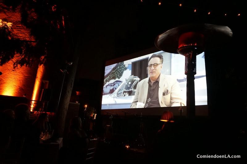 Documentary Andy Garcia