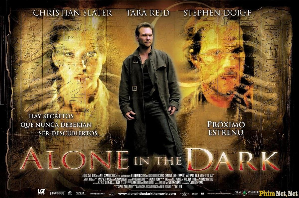 Xem Phim Cô Độc Trong Bóng Đêm - Alone In The Dark - Wallpaper Full HD - Hình nền lớn