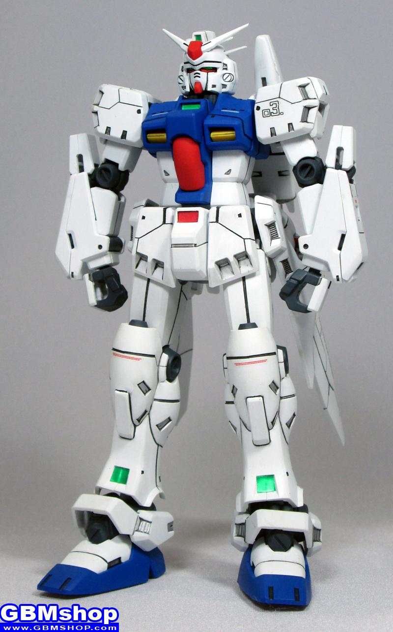 HGUC 1/144 HGUC RX-78GP03S Gundam GP03 Stamen