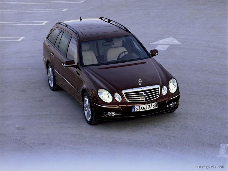 2003 mercedes benz e class wagon specifications pictures. Black Bedroom Furniture Sets. Home Design Ideas