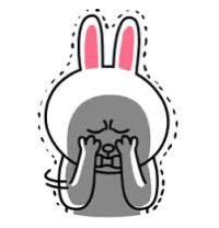 Cony crying
