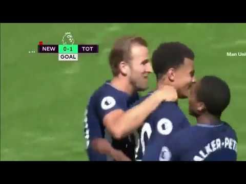 [Video] Newcastle United vs Tottenham Hotspur 0-2 – Highlight & Goals [Premier League]