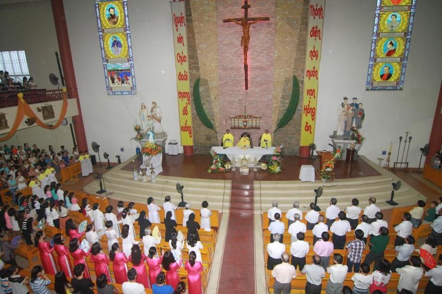 Giáo xứ Phước Hải mừng bổn mạng
