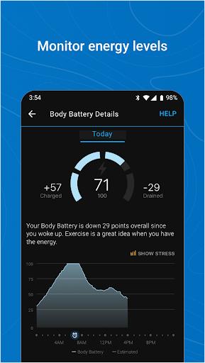 Garmin Connect™ screenshot 3