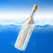 drift bottle live wallpaper icon