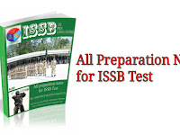 All Preparation Notes for ISSB Test - PDF Download
