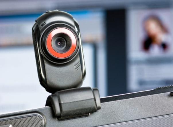 Webcam usage
