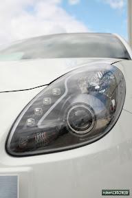 2010 Alfa Romeo Giuletta Headlight
