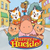 Hurray for Huckle