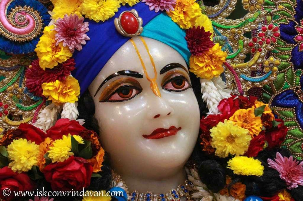 ISKCON Vrindavan Sringar Deity Darshan 18 Dec 2015 (10)