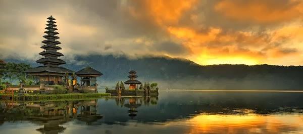 Férias em Bali,Indonésia