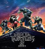 Ninja Rùa Phần 2 - Teenage Mutant Ninja Turtles 2 poster