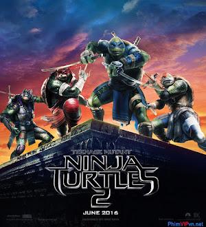 Xem phim Ninja Rùa Phần 2 - Teenage Mutant Ninja Turtles 2