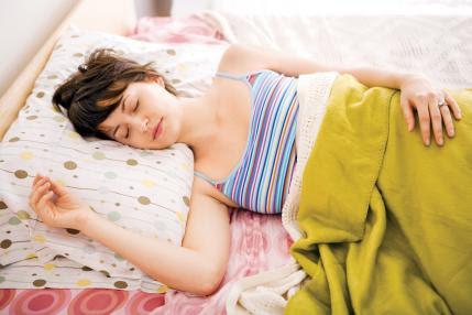 tanda awal kehamilan - mudah capek