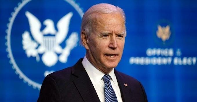 En su primera aparición, Joe Biden anuncia que su administración revertirá parte de las decisiones de Trump.