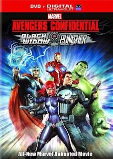 Ver Película Avengers Los Archivos Secretos: Black Widow y Punisher Online Gratis (2014)